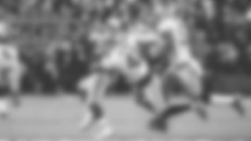 Mic'd Up: Antoine Bethea vs. New York Giants
