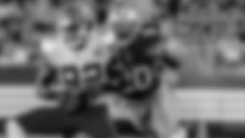 Mic'd Up: Perrish Cox Seals Win vs. Chiefs