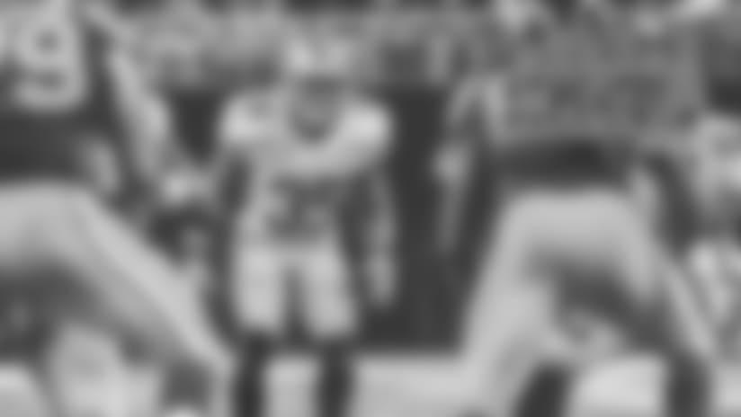 Mic'd Up: Eric Reid vs. St. Louis Rams