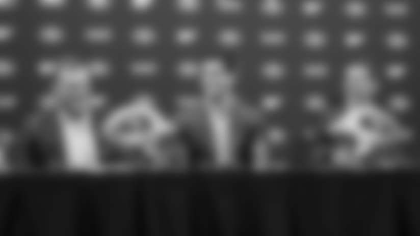 John Lynch, Kyle Shanahan and Jimmy Garoppolo Full Press Conference