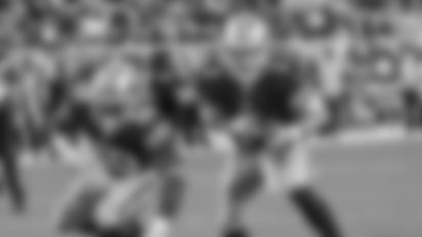 C.J. Beathard's 1-yard Touchdown Run