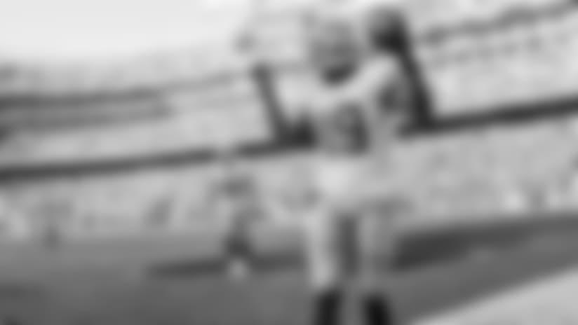 C.J. Beathard Finds Aldrick Robinson for a 45-yard Touchdown