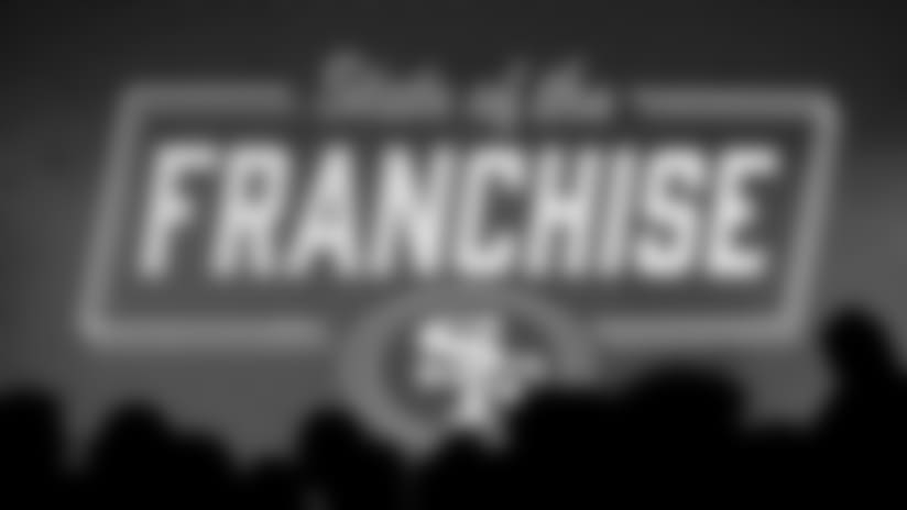 49ers to Host Second Annual State of the Franchise on May 23
