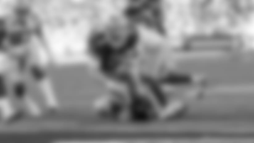 C.J. Beathard Scores on 4-yard Touchdown Run
