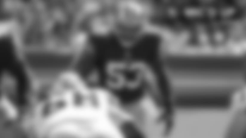 Mic'd Up: NaVorro Bowman vs. Carolina Panthers