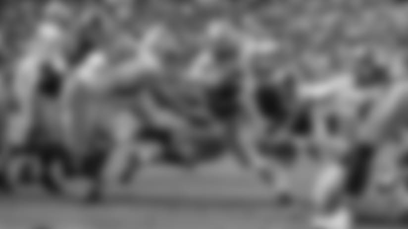 Carlos Hyde Scores Second Touchdown vs. Redskins