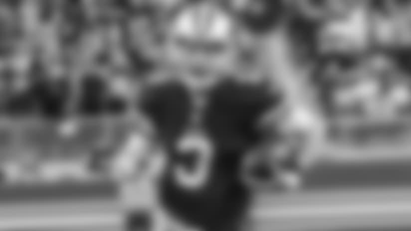 C.J. Beathard's 11-yard Touchdown Run against the Giants