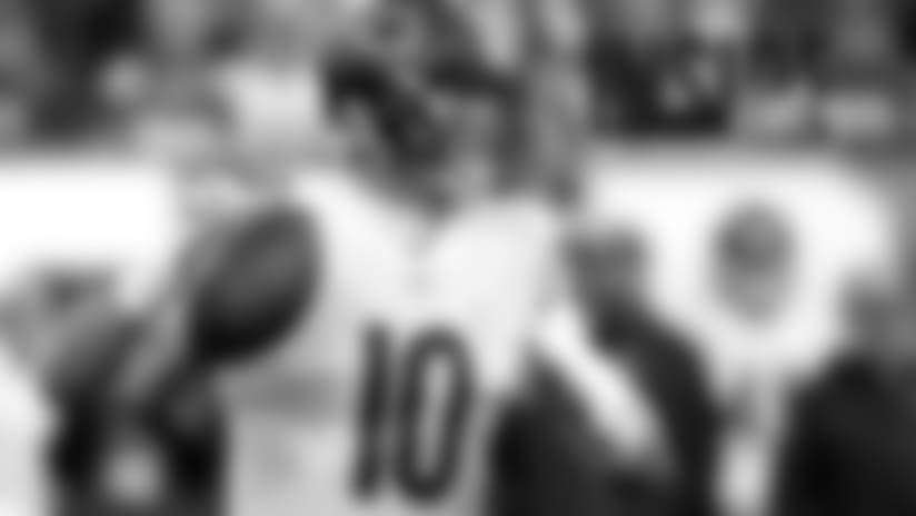 Inside slant: Trubisky, offense can't get going versus Eagles