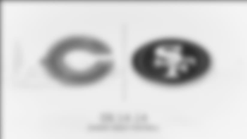 Bears Buzz: Bears-49ers