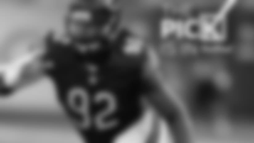 The Pick is in: Bears-Raiders