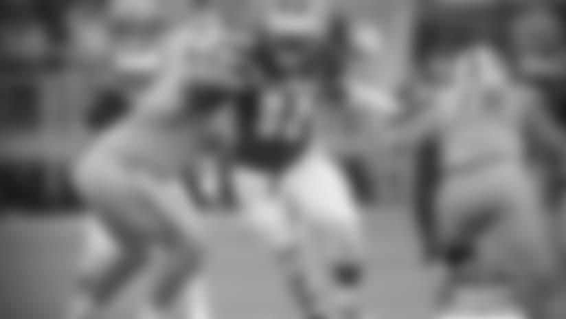 Bears draft DL Bilal Nichols