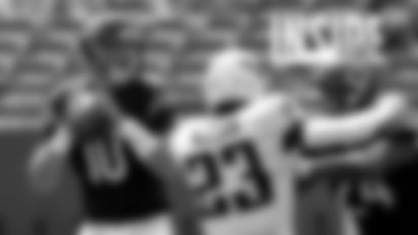Bears quarterbacks Glennon, Trubisky both excel