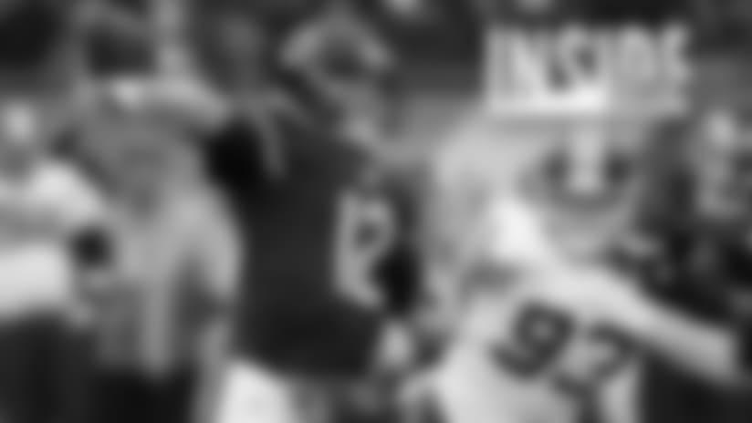 Barkley's five picks stall offense