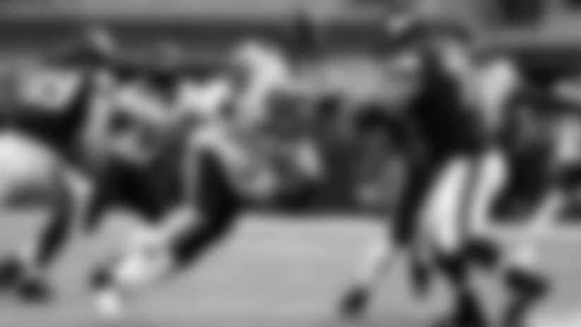 Roy Robertson-Harris sacks Vikings QB Case Keenum