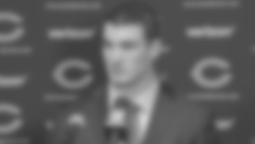 Trubisky talks after loss at Vikings