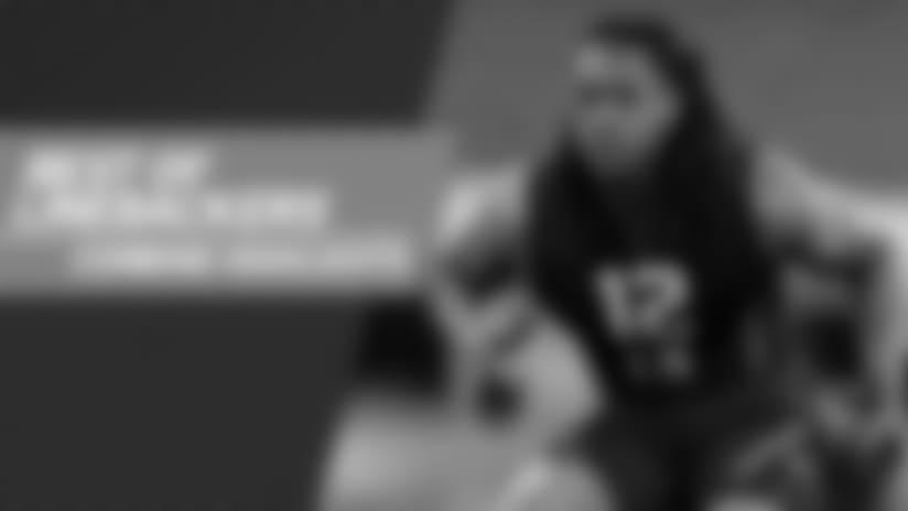NFLN: Best of linebackers | 2018 Combine