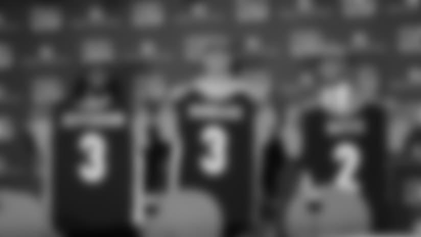 Bengals 2018 Draft Class