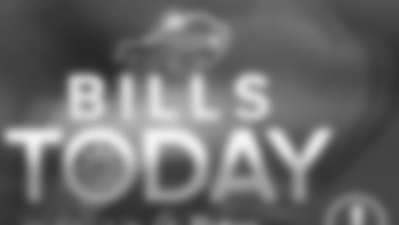 Bills Today: McDermott outlines plans for new-look offense and rebuilding the defense