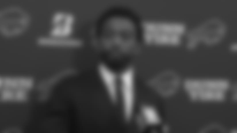 """Tyrod Taylor: """"It Doesn't Just Stop Here"""""""