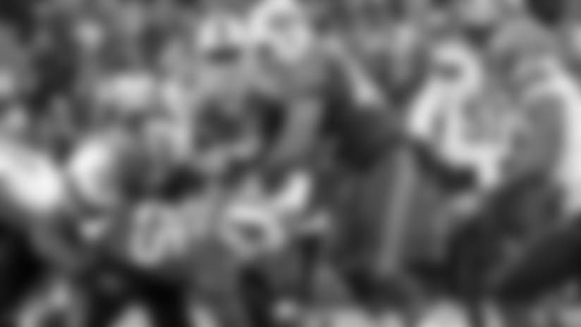 Watch: Bills Break Single Season Rushing TD Record