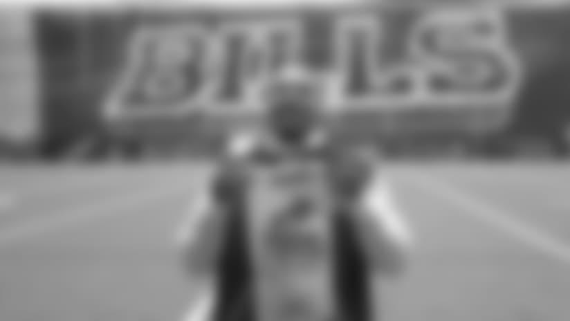 Watch: Bills players show you how to wear a Yowie
