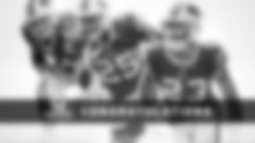 Watch: Bills 2018 Pro Bowlers