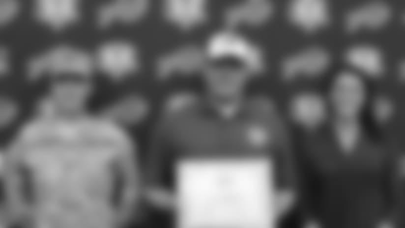 Bills/New York National Guard Coach of the Week