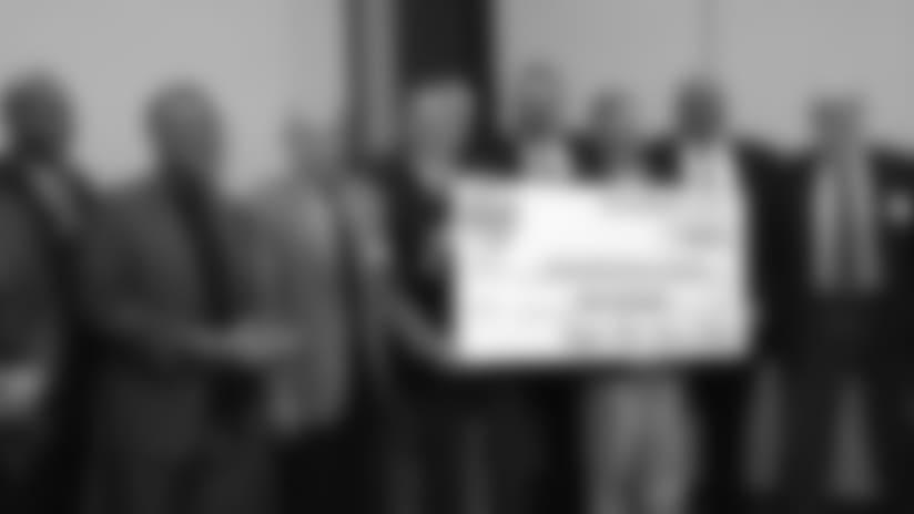 Bills Alumni Foundation gives back to community