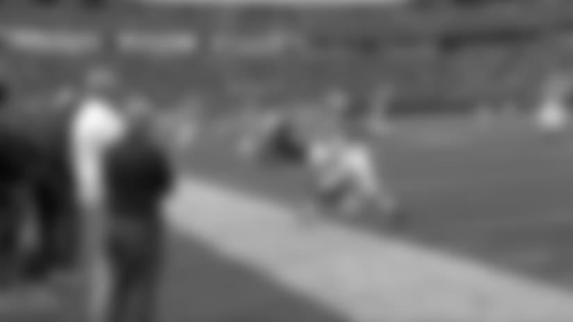 Can't-Miss Play: Kelvin Benjamin makes slick toe-drag catch