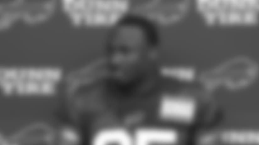 "LeSean McCoy: ""Look Forward to Having a Big Year"""