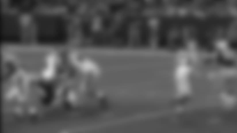 Harrison Phillips sacks Garrett Gilbert for 9-yard loss