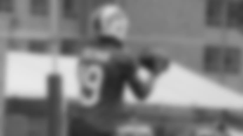 Bills Minute: Coleman Practices, QB Update