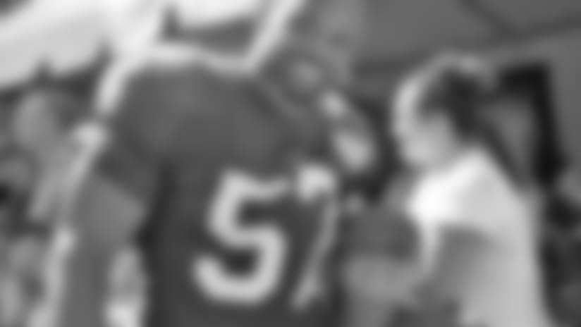 Lorenzo Alexander selected as Bills 2017 Walter Payton Man of the Year nominee