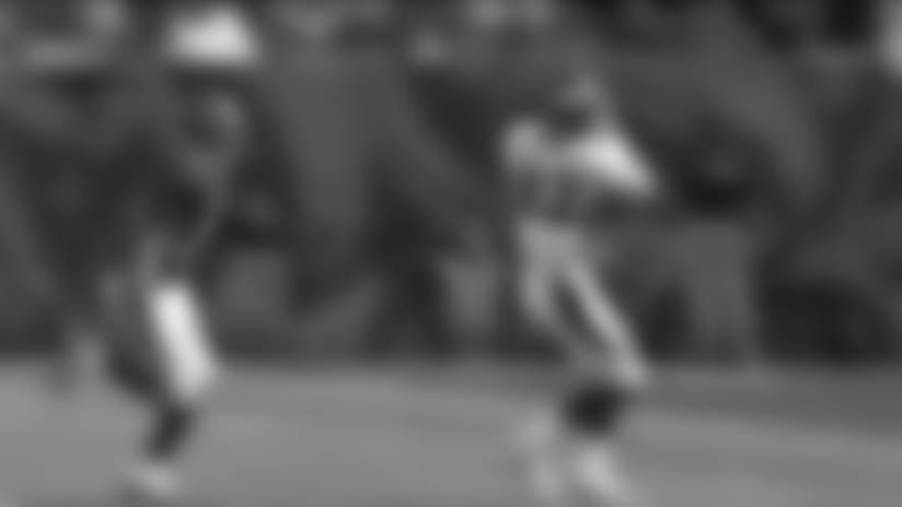 Trevor Siemian finds Jeff Heuerman for 28 yards