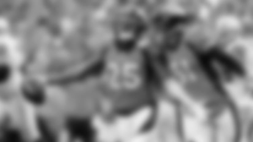 #NFLTop100: Chris Harris Jr.'s 2017 season