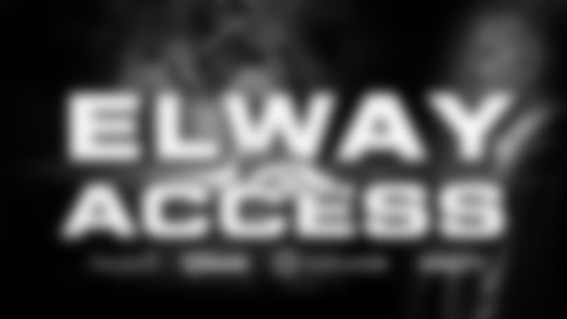 Elway Access: Talib's suspension disappointing
