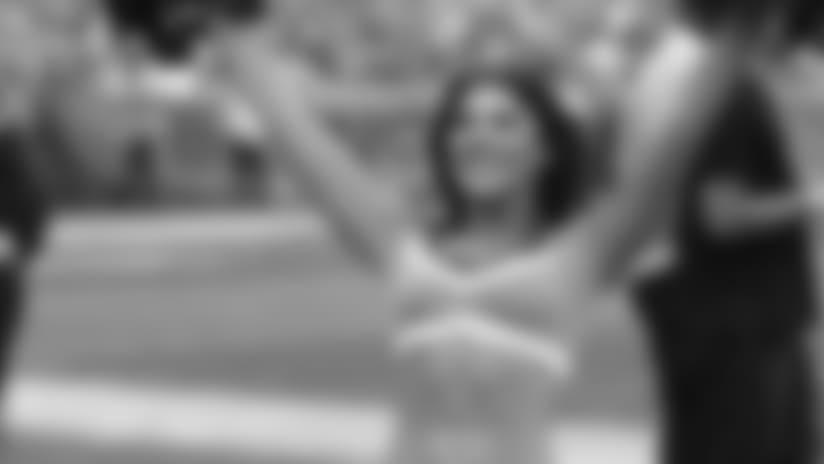 Cheerleader Profile: Jozie