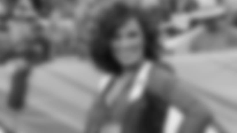 Cheerleader profile: DBC Sydney
