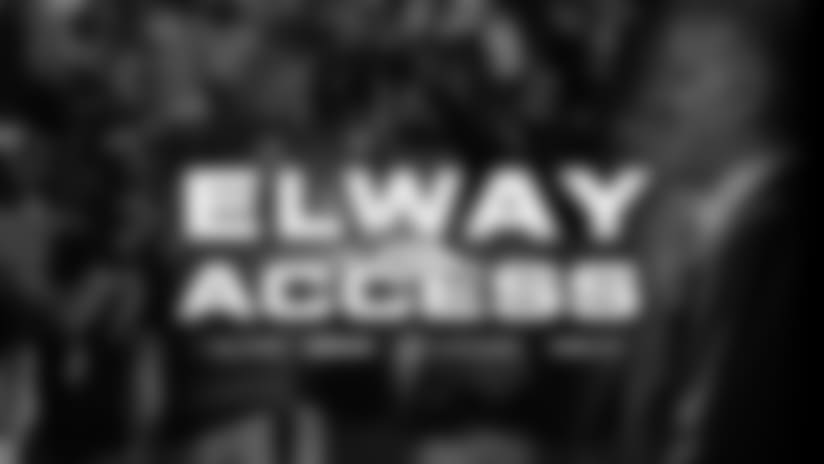 Elway Access: Kicking and screaming
