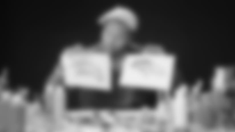 Bradley Chubb, 2018 NFL rookies attempt to draw team logos