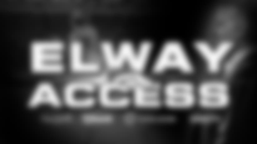 Elway Access: Remembering The Drive