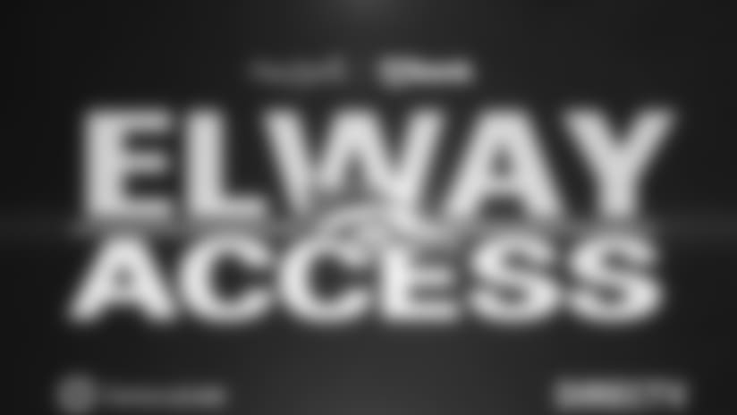 Elway Access: Roster decisions
