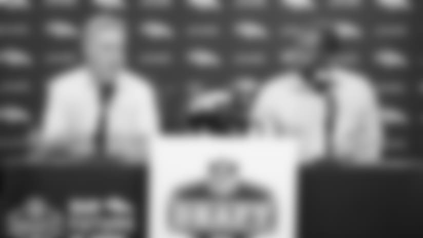 Elway, Joseph wrap up 2018 NFL Draft