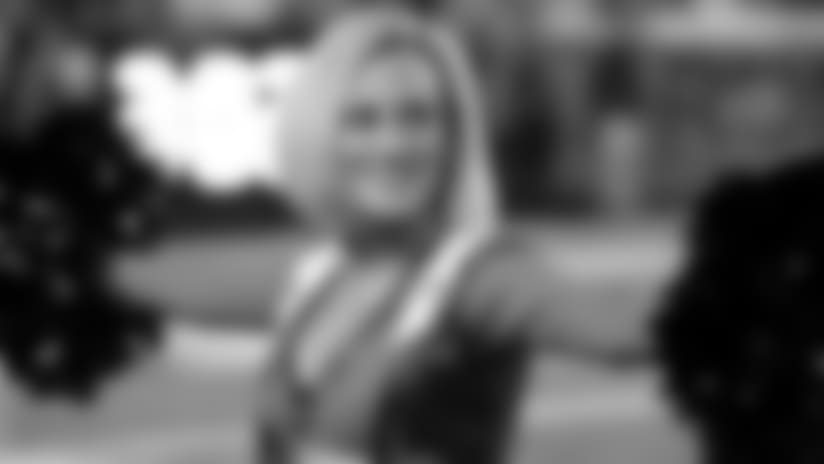 Cheerleader profile: DBC Caitie