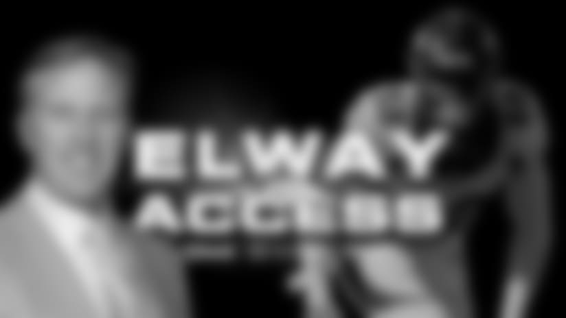 Elway Access: Playing with passion
