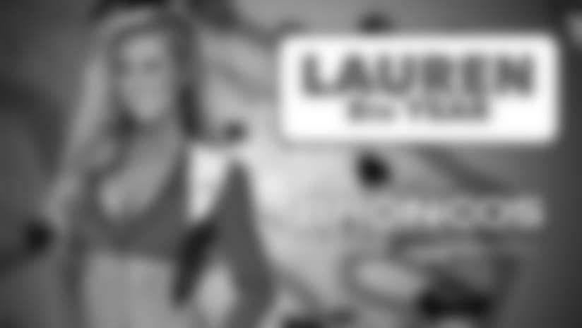 Farewell Friday: Lauren