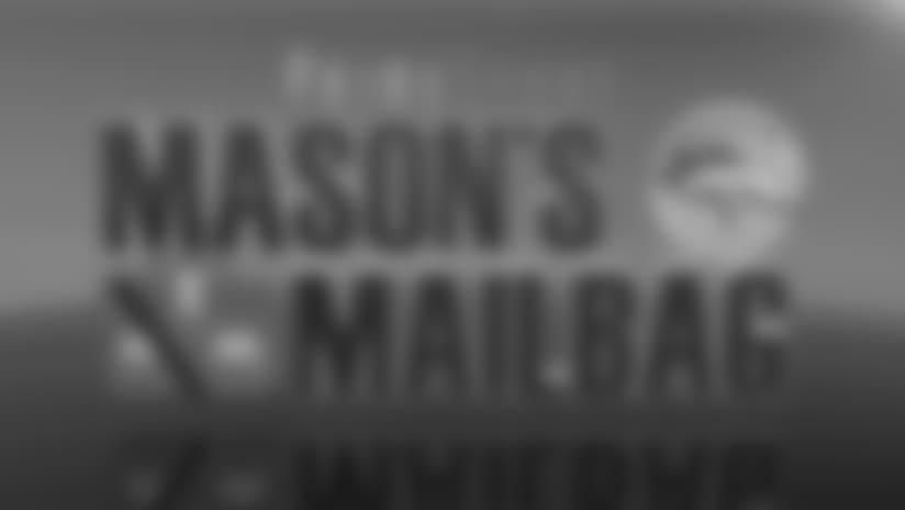 Mason's Mailbag: May 11