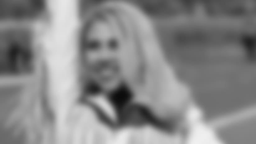 Cheerleader profile: DBC Krista