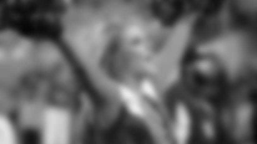 Cheerleader profile: DBC Morgan