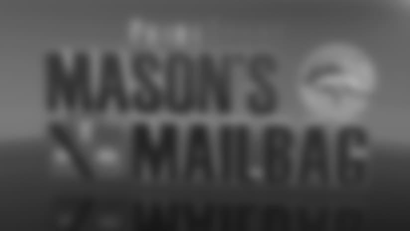 Mason's Mailbag: May 4